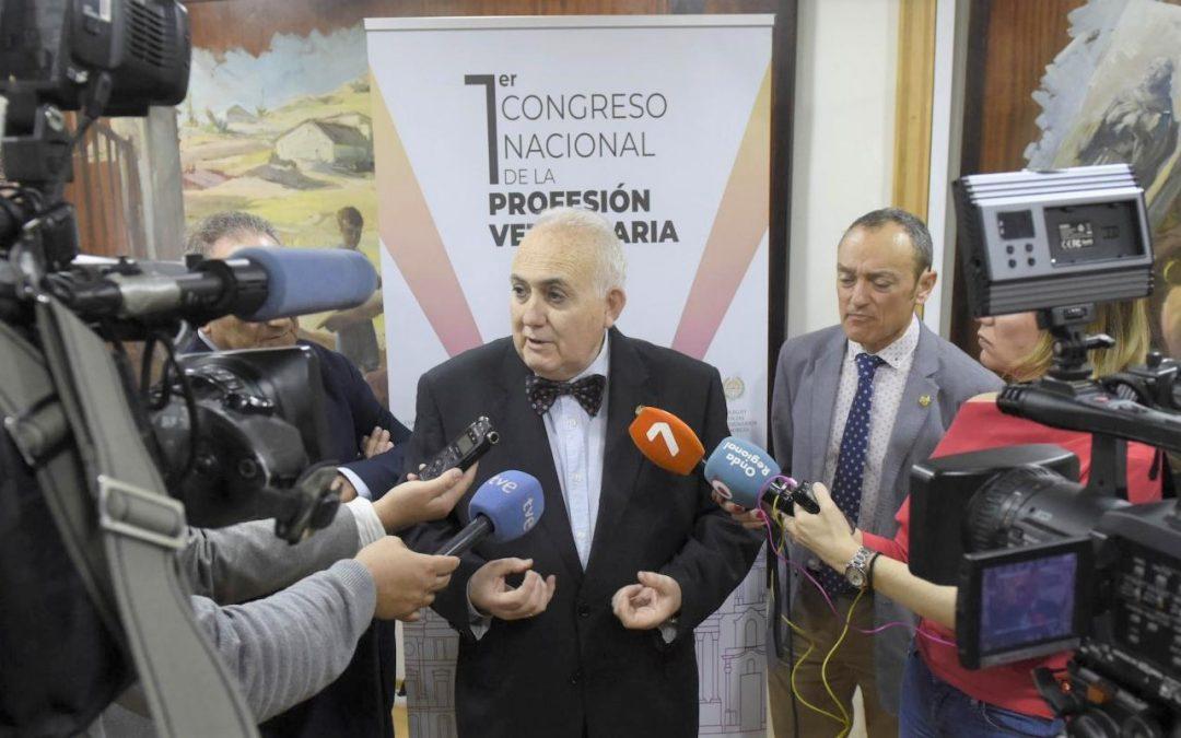 350 PROFESIONALES DE VETERINARIA ASISTEN AL I CONGRESO NACIONAL DE LA PROFESIÓN VETERINARIA