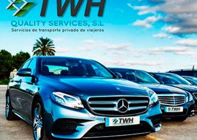 TWH Alquiler de vehículos con conductor