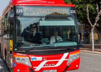 Transportes de Murcia