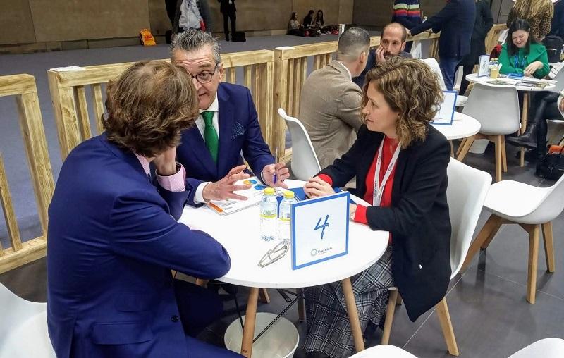 Murcia se presenta en FITUR como destino para eventos