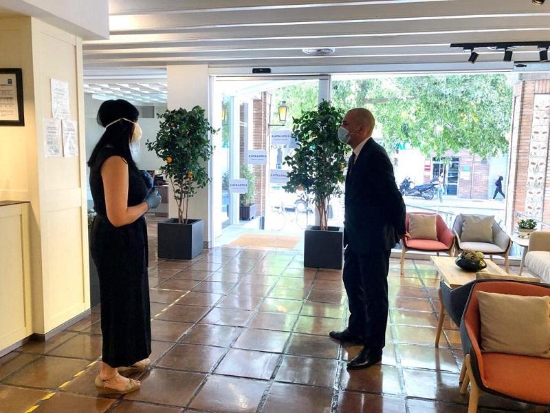 Cuatro hoteles reabren al público tras comenzar la Fase 1 en Murcia