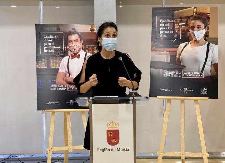 Nueva campaña para generar confianza en el sector hostelero de la Región de Murcia